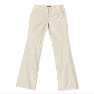 Gianni Bini Linen Straight Leg Pants  - Sz 8